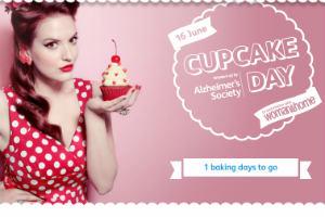 Cupcake Day – Thursday 16th June